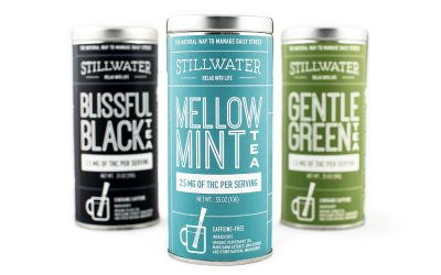 Cannabis Infused Tea: Stillwater Brands