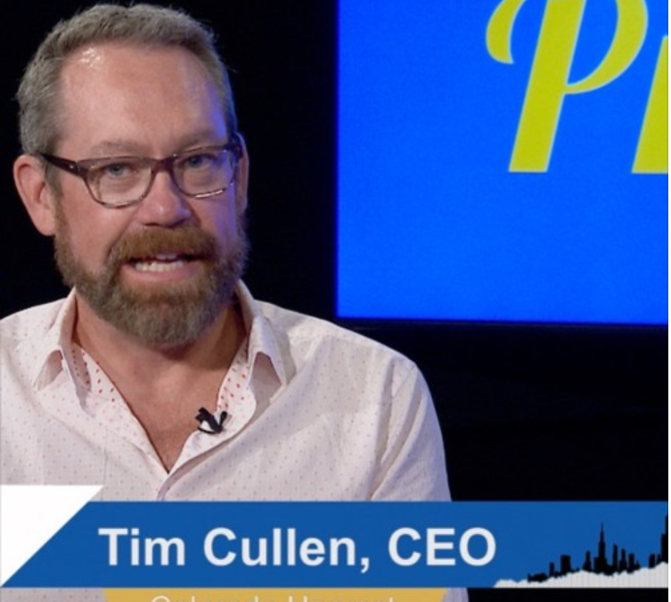 The Investor Show Podcast w/CEO, Tim Cullen.