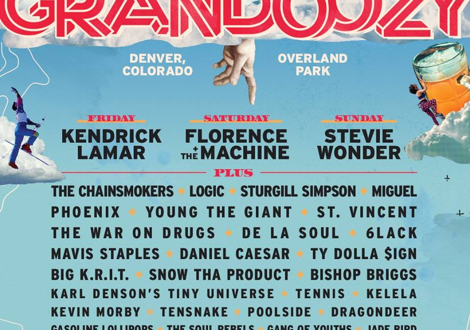 Grandoozy Denver Music Festival Info