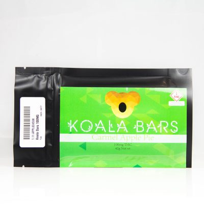 koala bar cannabis carmel apple pie