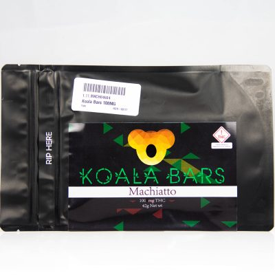 koala bar cannabis machiatto