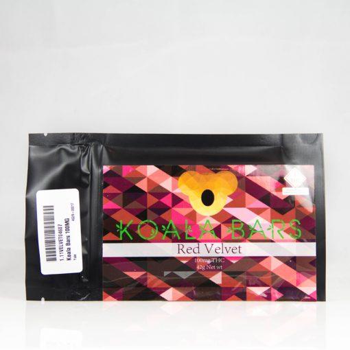 koala bar cannabis red velvet