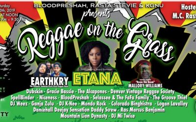 REGGAE ON THE GRASS 2019
