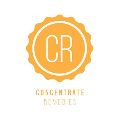Concentrate Remedies logo