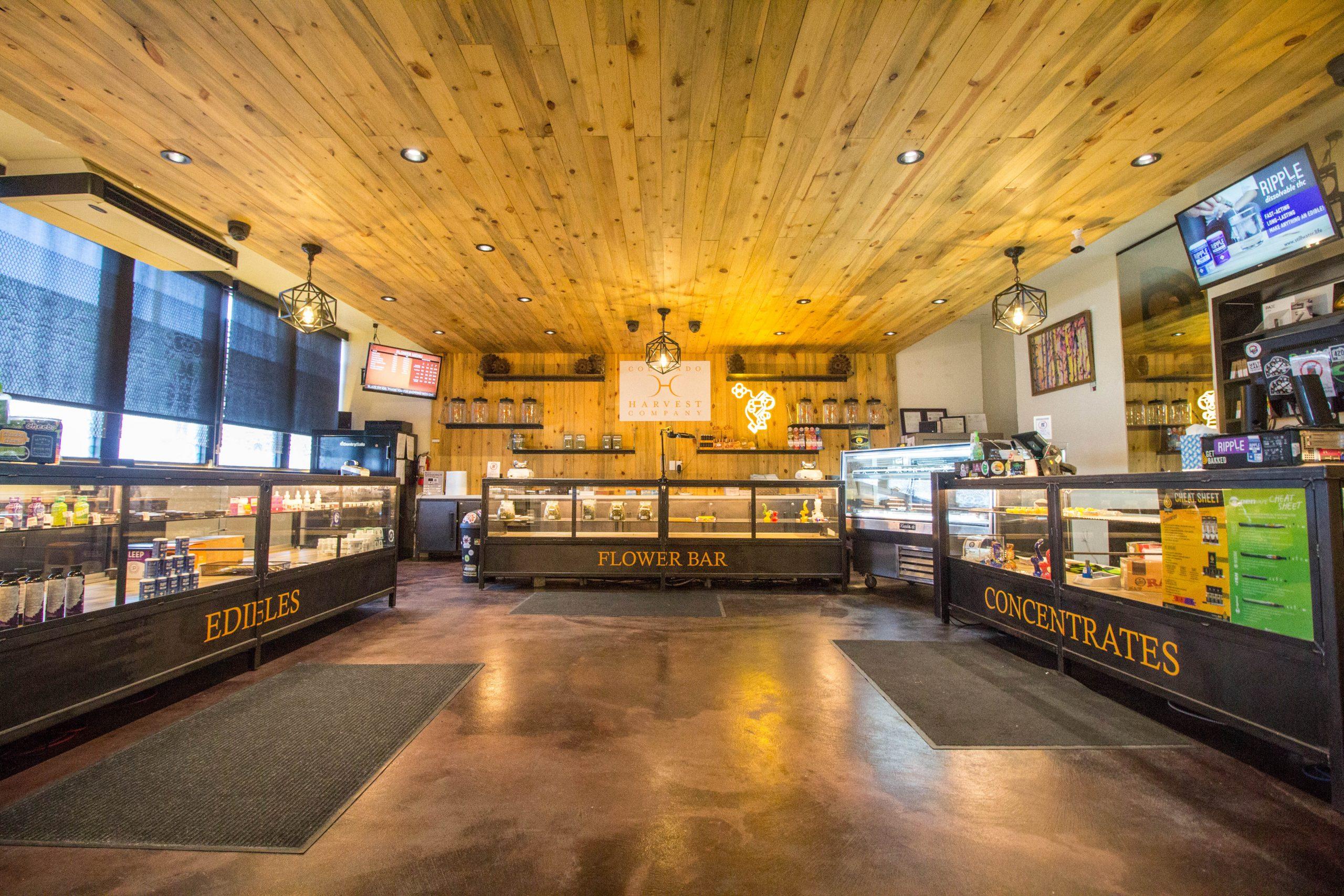 Denver Dispensary - Broadway Location - Colorado Harvest Company