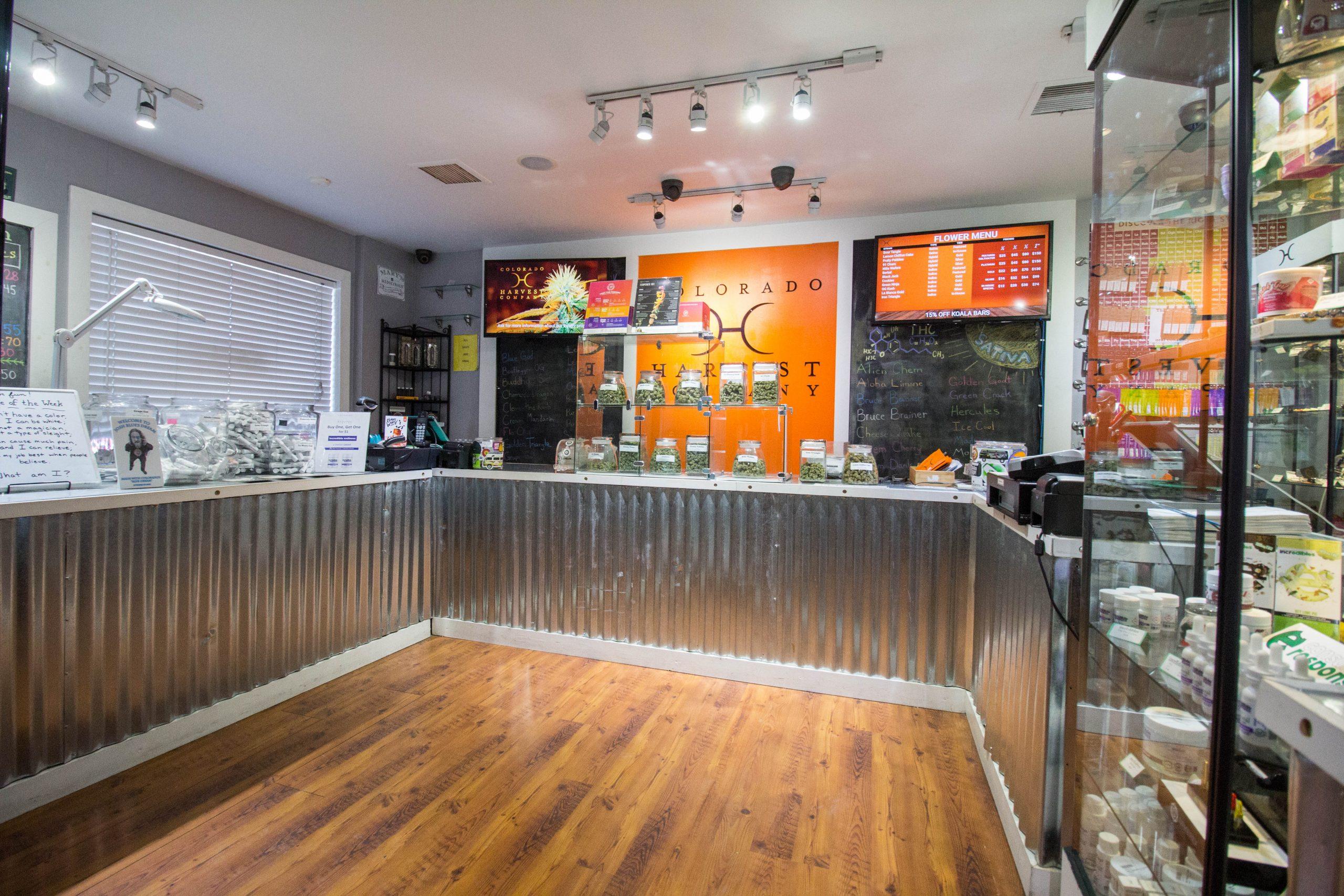 Kalamath Denver Dispensary Store