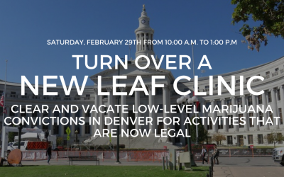 Denver – Turn Over a New Leaf Clinic