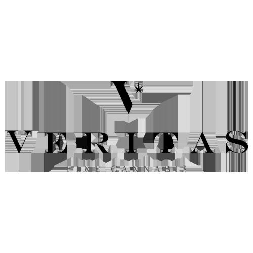 veritas cannabis flower logo