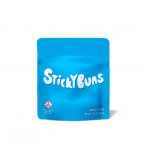 StickyBuns - Cookies Cannabis