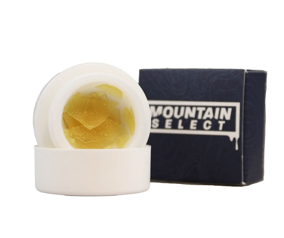 Mountain Select Live Rosin