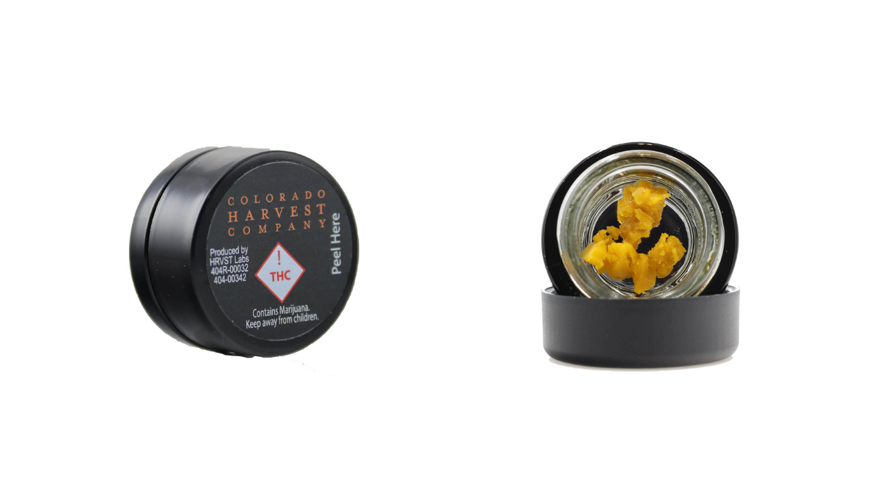 hrvst labs + colorado harvest company concentrates