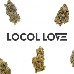 locol love cannabis flower