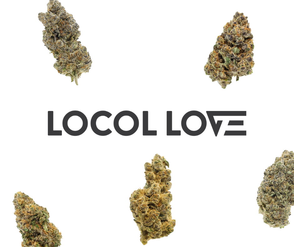locol love cannabis flower