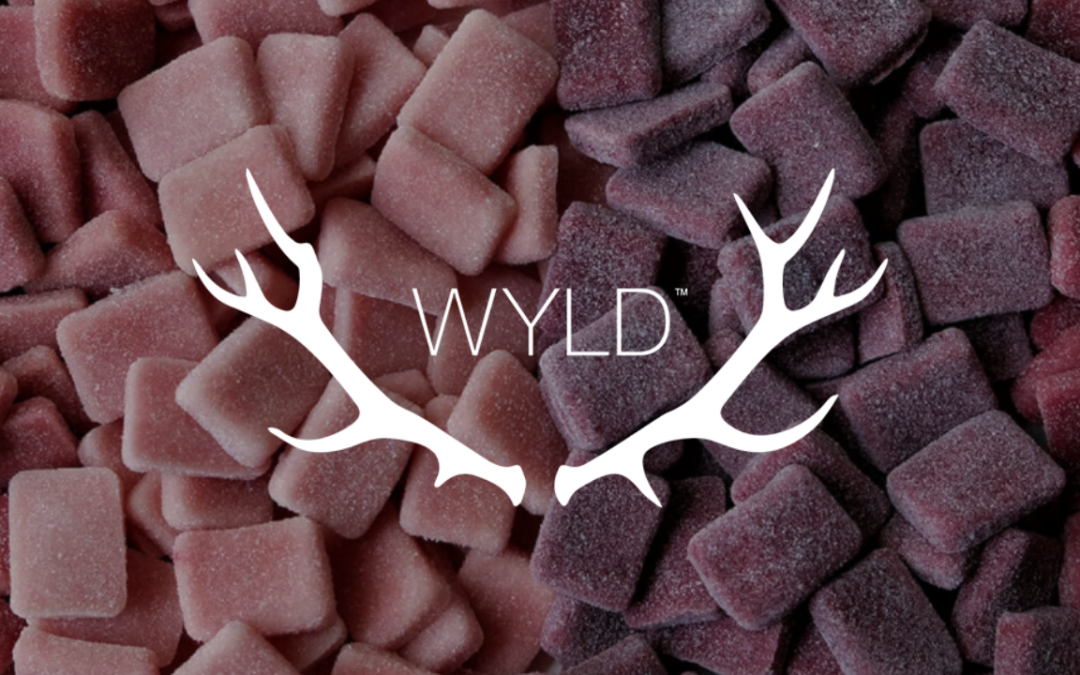 WYLD Gummies – Real Fruit Cannabis Gummies