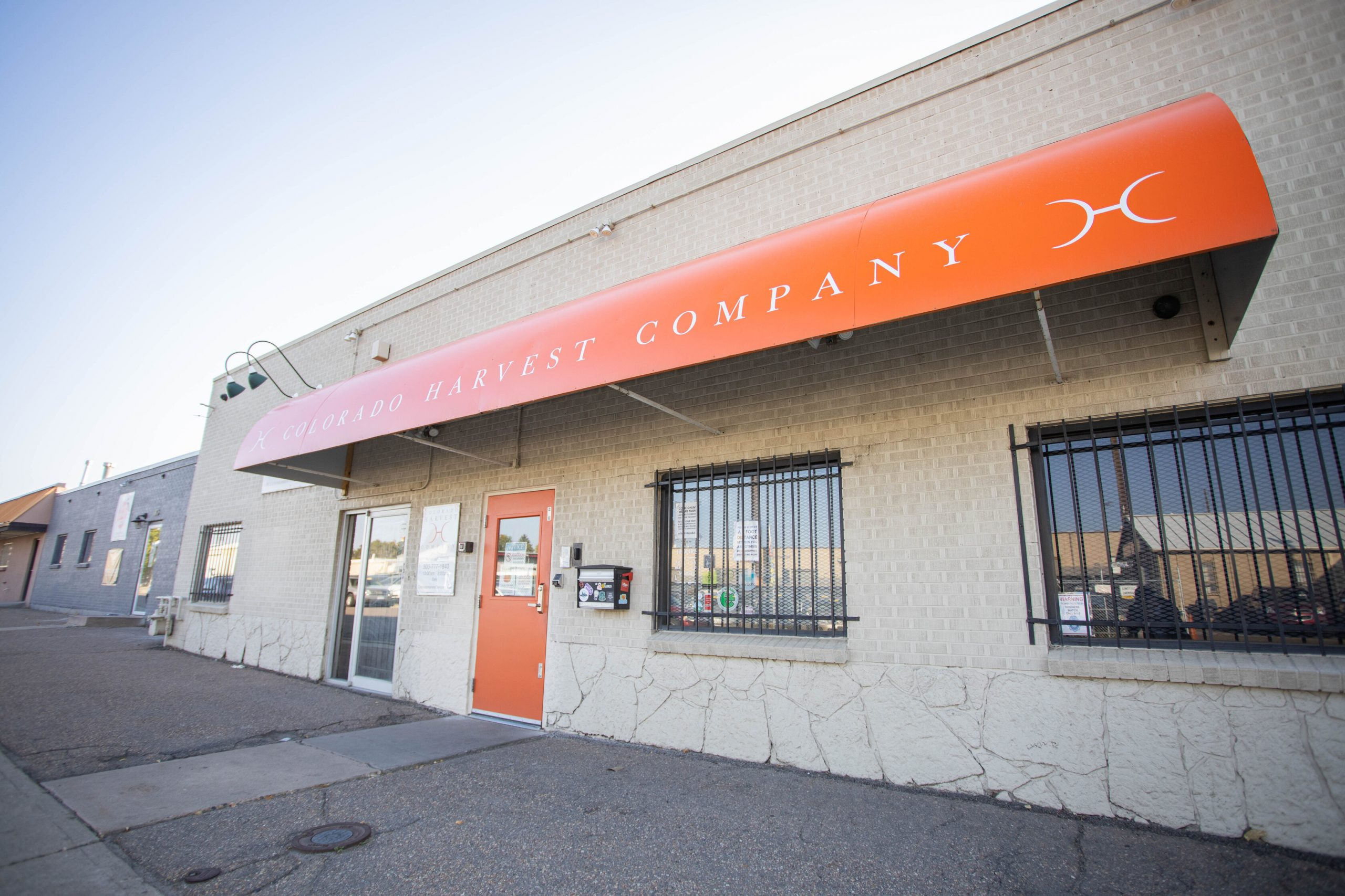 Denver recreational dispensary