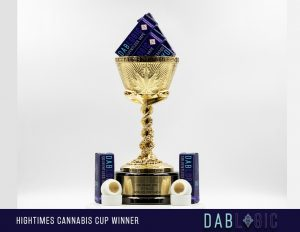 DabLogic HighTimes Cup Winner