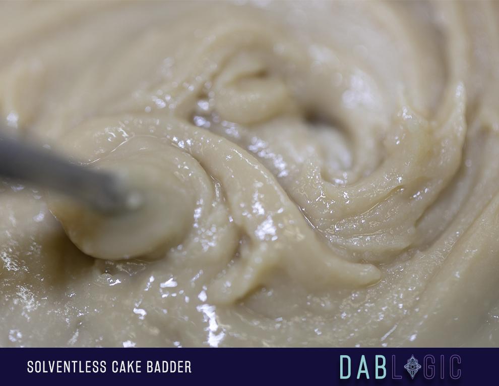 dablogic solventless cake badder