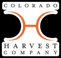 colorado harvest company cannabis sticker