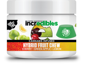 Incredibles Gummies - Hybrid Fruit Chew