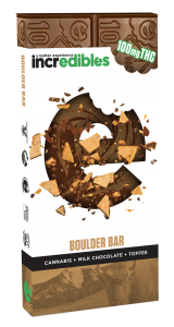 Incredibles Edibles Boulder Bar