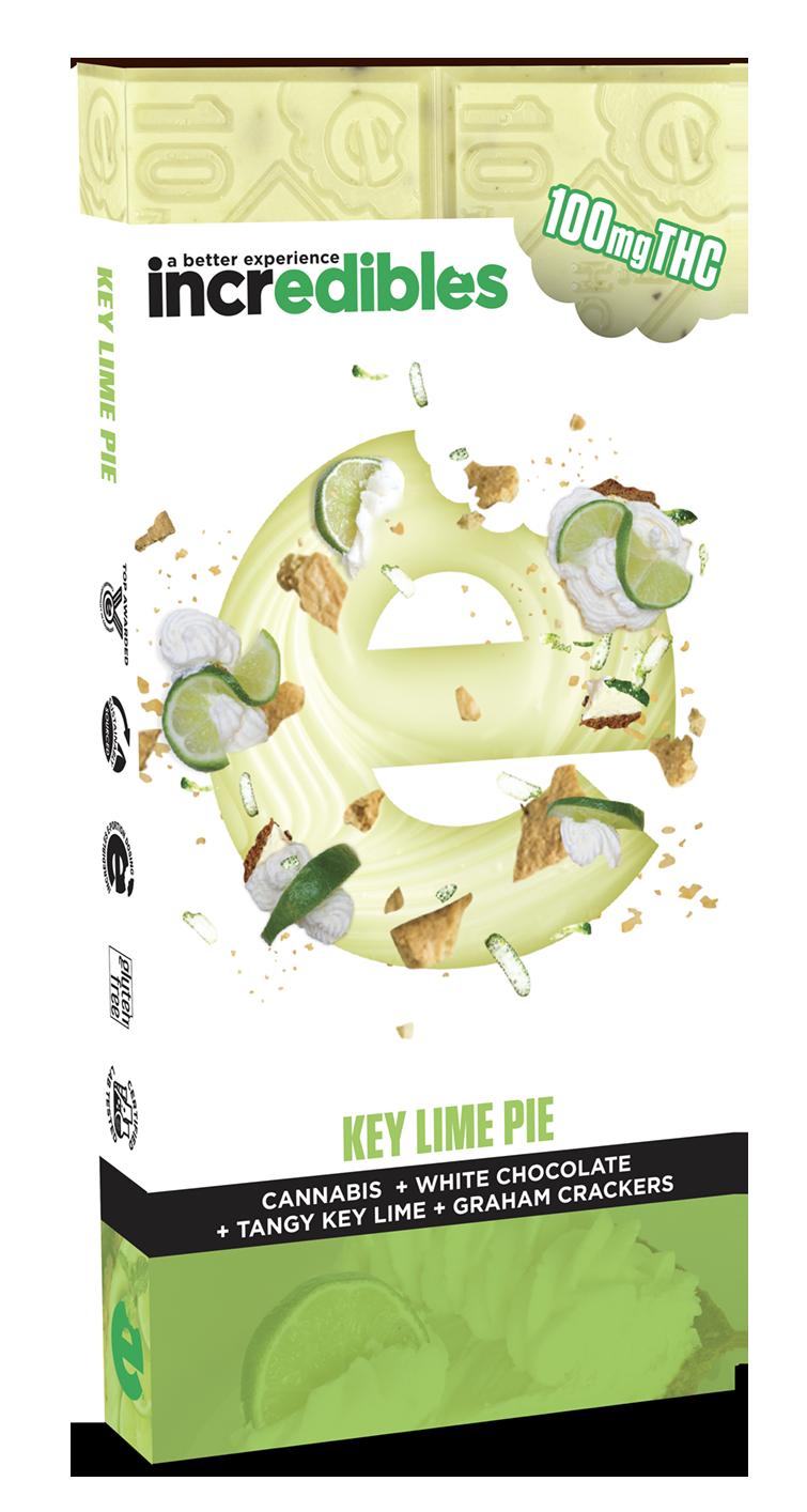 Incredibles Edibles Key Lime Pie Bar