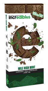 Incredibles Edibles Mile High Mint Bar