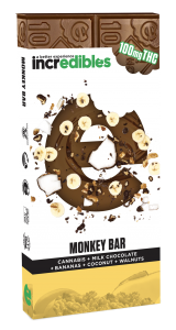 Incredibles Edibles Monkey Bar