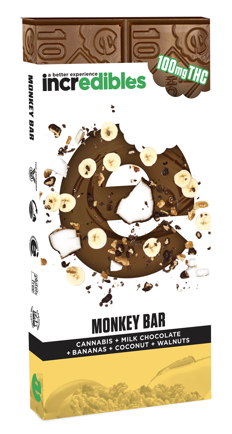Incredibles Edibles Monkey Bar