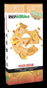 Incredibles Edibles Peach Dream Bar