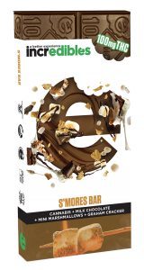 Incredibles Edibles S'mores Bar