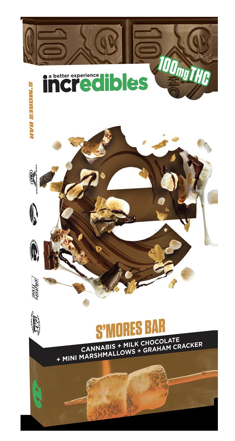 Incredibles Edibles S'mores Bar