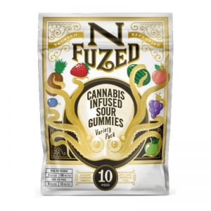 NFuzed Cannabis Infused Sour Gummies