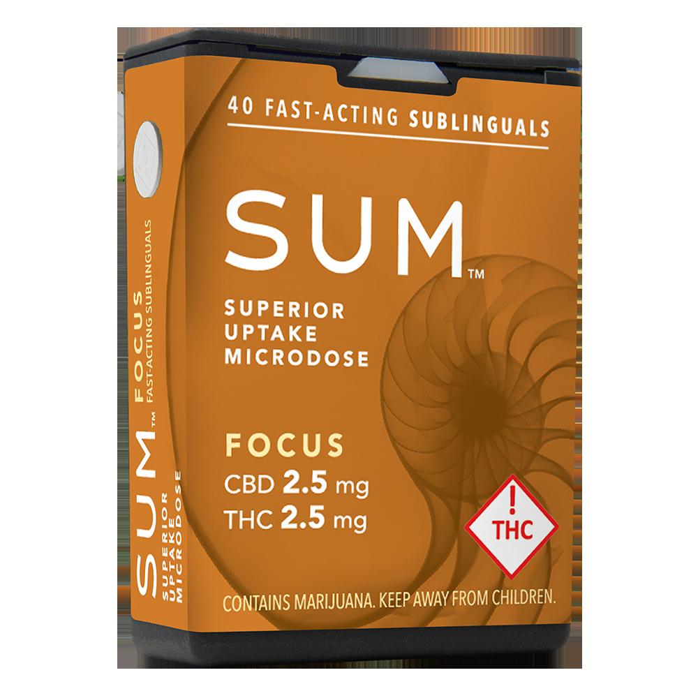 Sum Microdose Focus