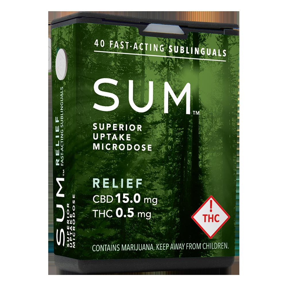 Sum Microdose relief