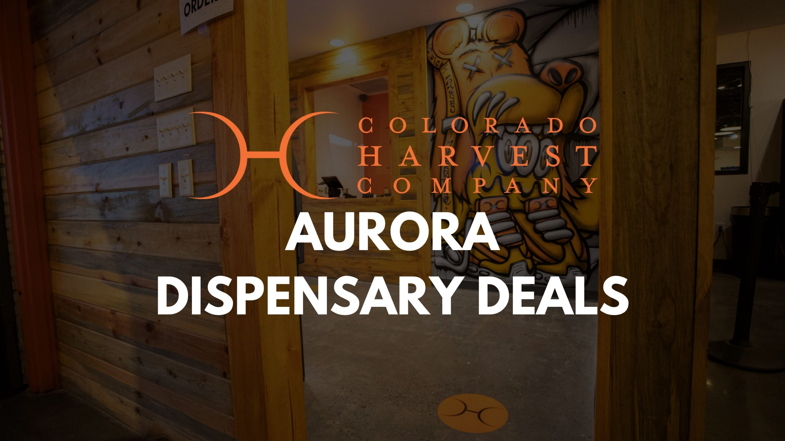 Aurora Dispensary Deals
