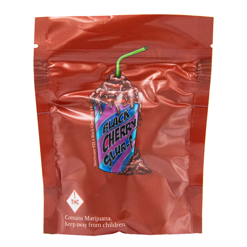 Black Cherry SLUR-P Exotic Strain Bag