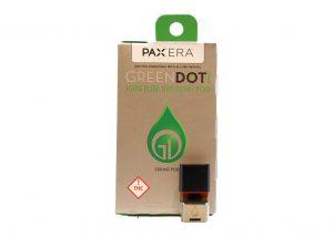 GreenDot Labs Cannabis Pax Pod