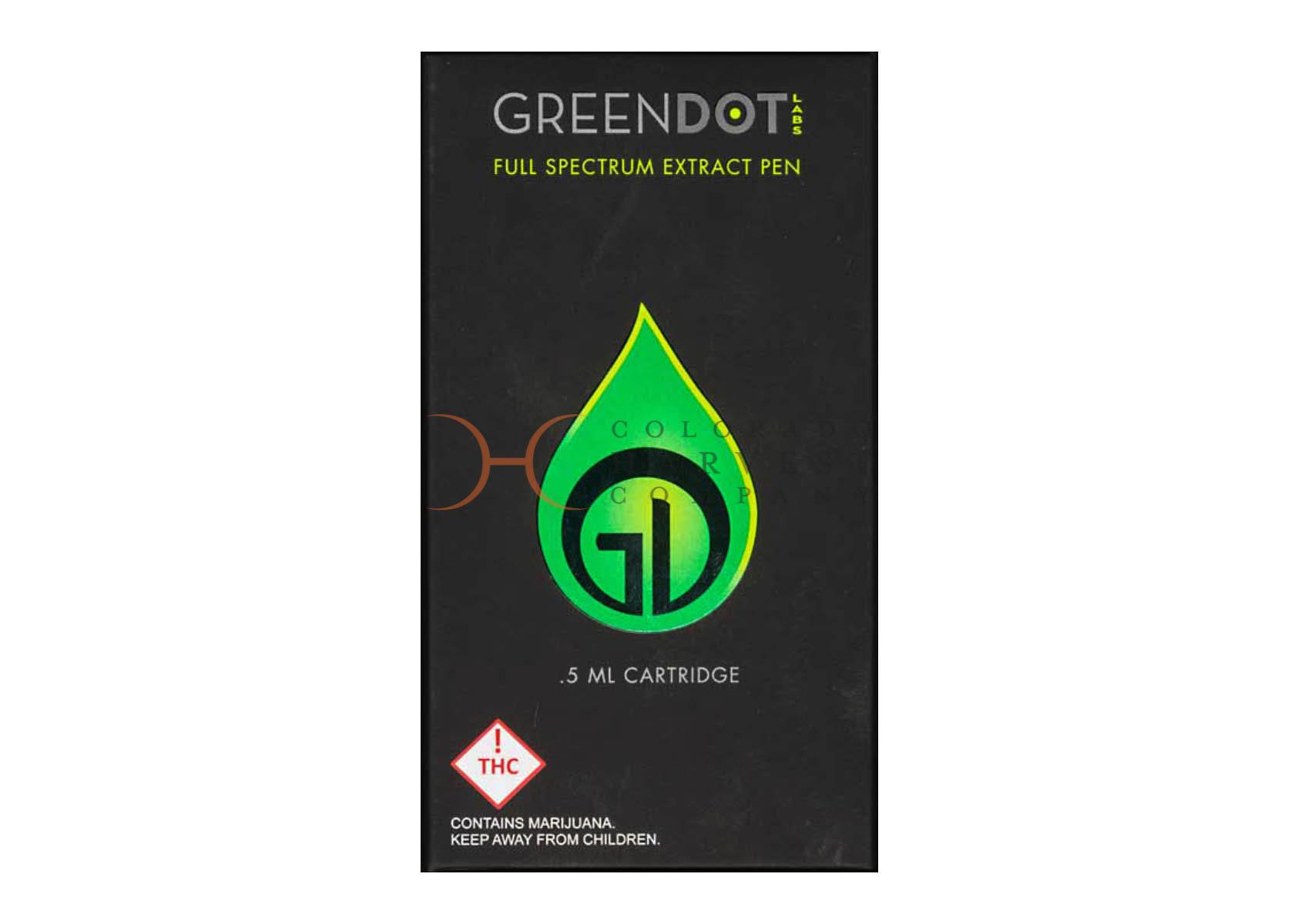 Green Dot Labs FSE Cartridge