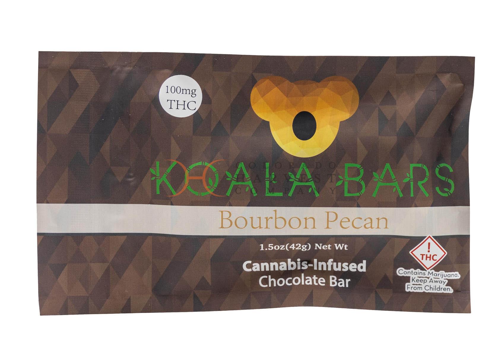 Koala Bar - Bourbon Pecan