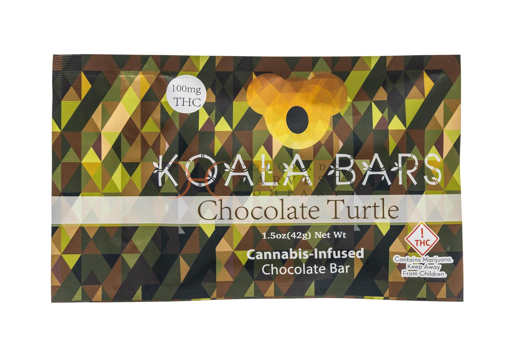 Koala Bar - Chocolate Turtle