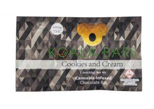 Koala Bar - Cookies and Cream