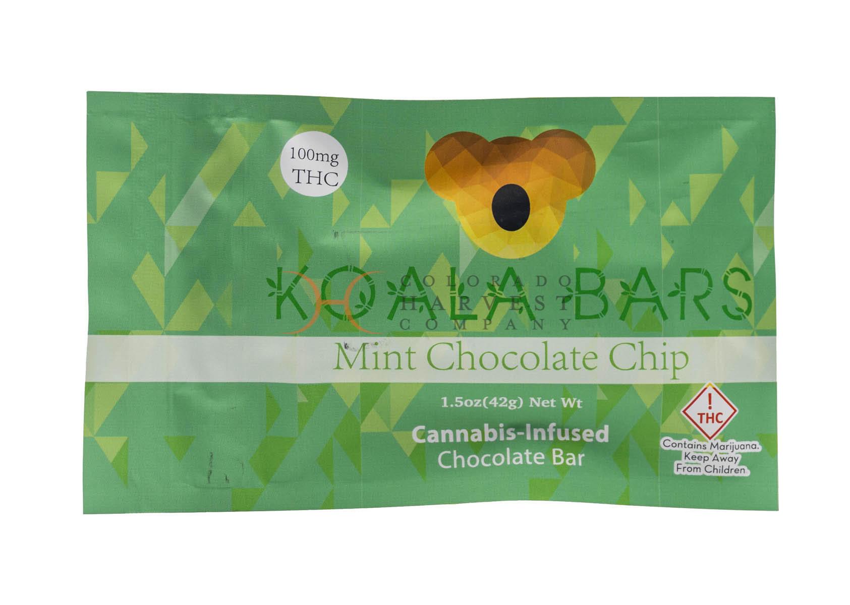 Koala Bar - Mint Chocolate Chip