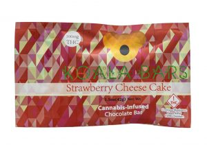 Koala Bar - Strawberry Cheese Cake