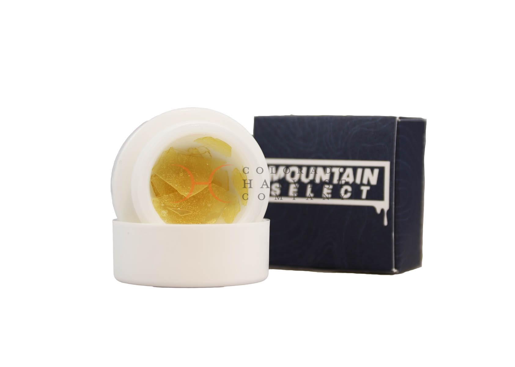 Mountain Select Menu Photo