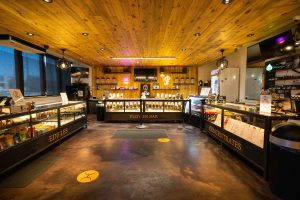 Denver Green Mile Recreational cannabis dispensary