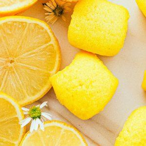 cannabis lemon honey pound cake